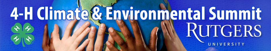 4-H Climate & Environmental Change Teen Summit